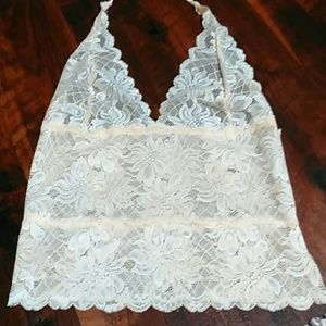 FREE with purchase Fredricks of Hollywood lace L